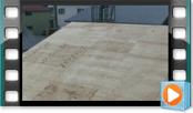 屋根合板下地